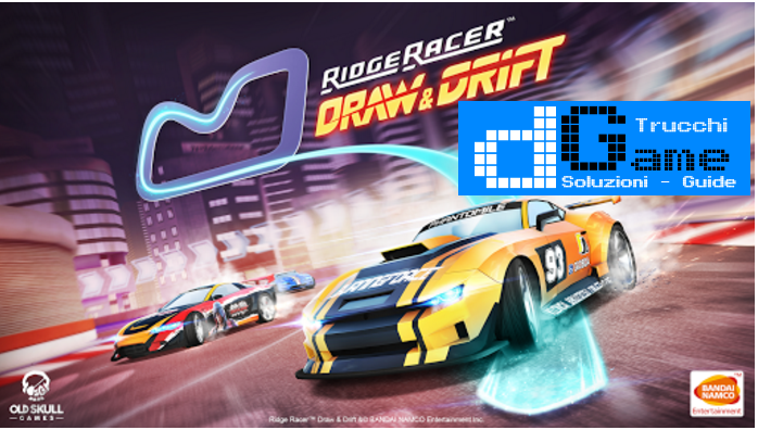Trucchi Ridge Racer Draw And Drift Mod Apk Android v1.0.5
