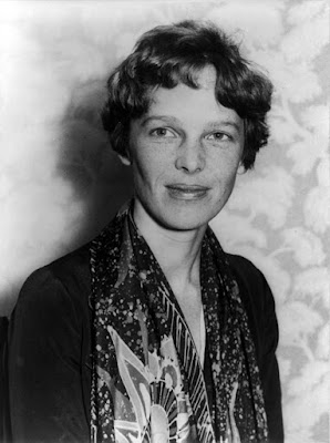 Amelia Earhart, voladora