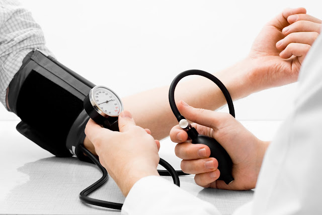 LOW AND HIGH BLOOD PRESSURE