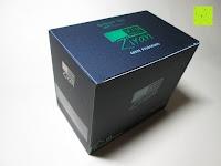 Verpackung Seite: Emerail Premium Grüner Tee - Ziran