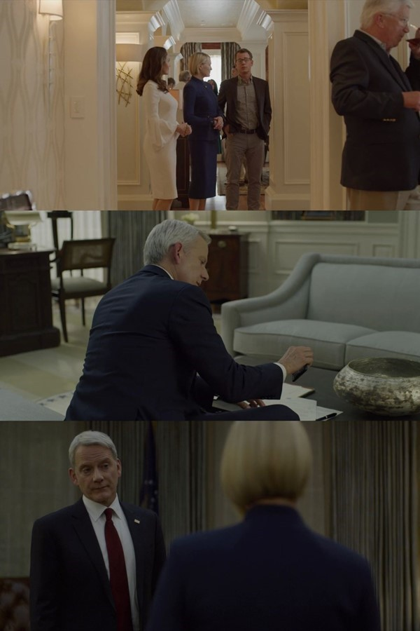 House of Cards Temporada 6 Completa HD 720p Latino Dual