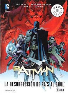 Batman Resurrección de Ra's al Ghul