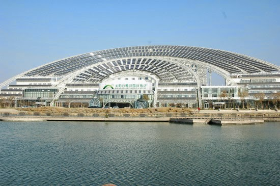 Sundial Solar Office Office Building China