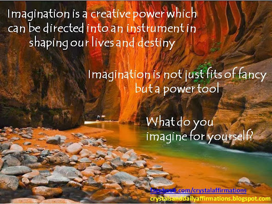 What imagination REALLY is