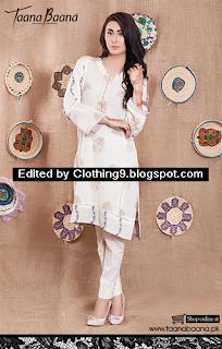 Taana Baana Eid Dresses Collection 2015