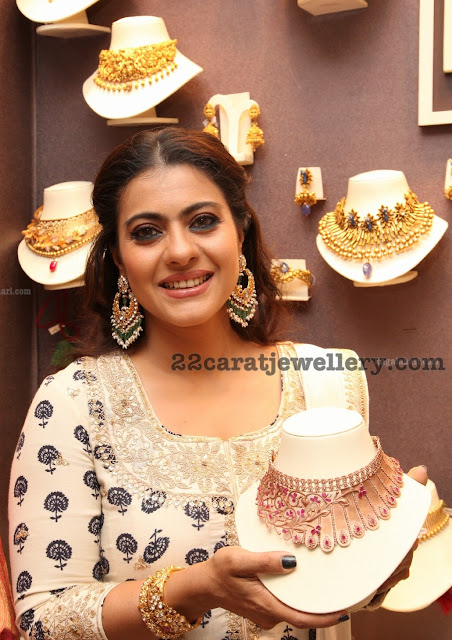 Kajol at Joyalukkas