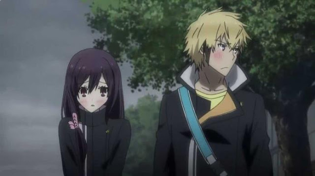 Tokyo Raven - Daftar Rekomendasi Anime Action Romance Terbaik