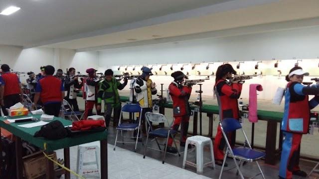 Jalin Silaturahmi dan Jaring Atlit Penembak Profesional, BIDIK Gelar Lomba Tembak