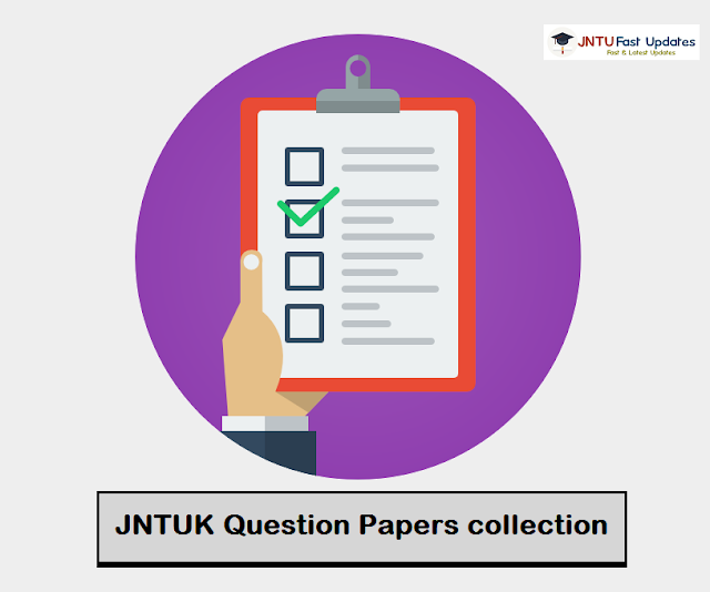 Top 12 Jntuk 3 1 R10 Previous Question Papers For Mechanical