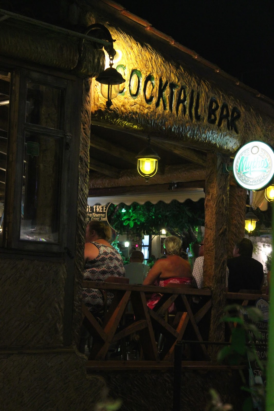 Georgie Minter-Brown blogger actress travel zante tsilivi holiday photo diary sea beach relax cocktail bar