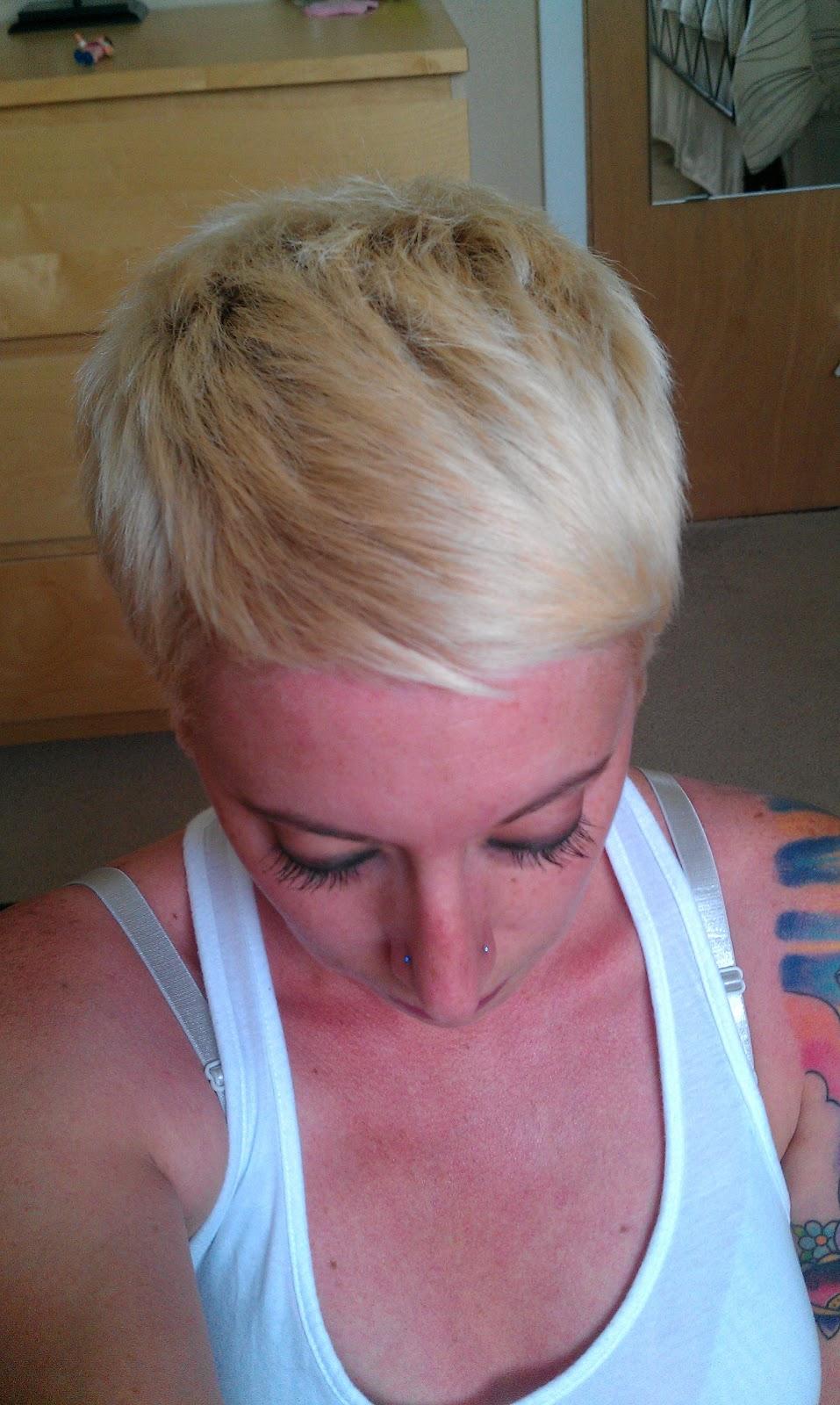 Sun Blonde 117