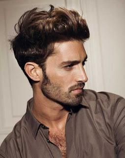 model rambut terbaru pria