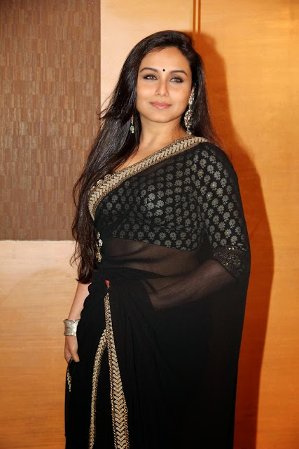 Rani Mukherjee In Black Saree | Rani Mukherjee In Black Saree Wallpapers | Rani Mukherjee In Black Saree Photos | Rani Mukherjee In Black Saree Pictures | Rani Mukherjee In Black Saree Pics | Rani Mukherjee In Black Saree Images