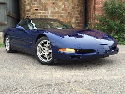 2004 Chevy Corvette Commemorative Edition at Purifoy Chevrolet in Fort Lupton