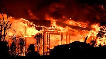 Entenda o porque dos incêndios desenfreados na Califórnia e no mundo