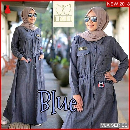 VLA016R117 Model Dress Rania Bd Murah BMGShop