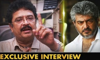 Actor, Politician S. Ve. Shekher Interview