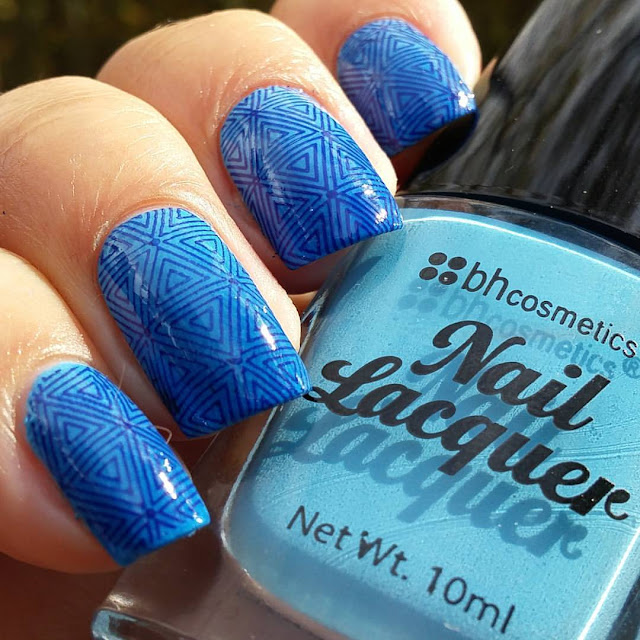 bh cosmetics, sinful shine, lina nail plate, lina nail art supplies, frescurites femininas
