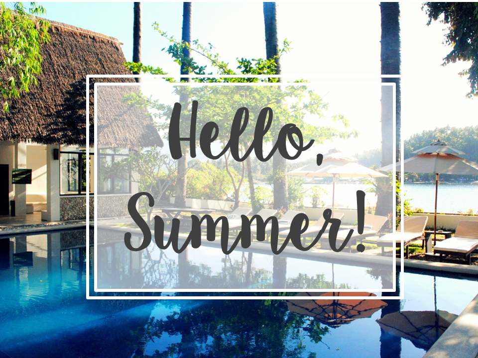 Hello Summer at Buri Resort and Spa