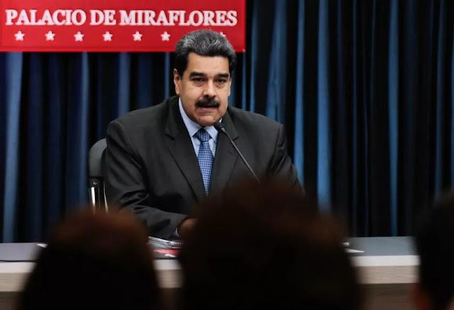 """""""Dimos un discurso que impactó"""": Maduro volvió a Venezuela con exhorto de la ONU"""
