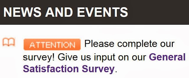 library satisfaction survey Is the library meeting the needs of its patrons surveys can provide feedback and direction for library services need a sample survey several public libraries have made their own patron surveys available online, and you can view these for further assistance.