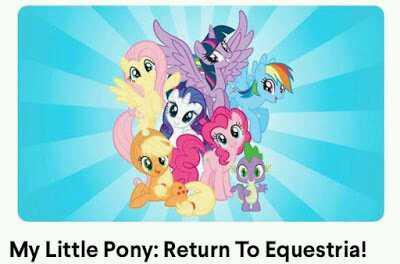Review Film Kartun Review Dan Lirik Lagu Kartun My Little Pony