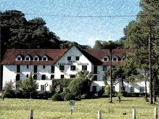 Hotel Cavalinho Branco, São Francisco de Paula