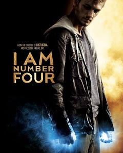 I Am Number Four (2011) 350MB 480P BRRip Dual Audio [Hindi-English]