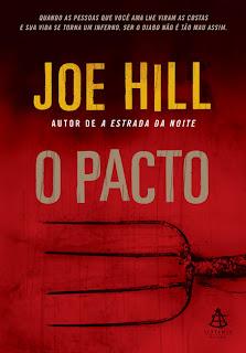 Cabine Literaria # 44: O Pacto, de Joe Hill. 11