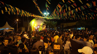 Grande público comparece ao encerramento do Circuito Junino 2017 no bairro Limeira