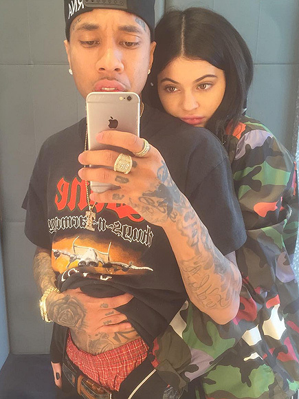 Tyga gives up on Kylie Jenner after seeing her with Travis Scott