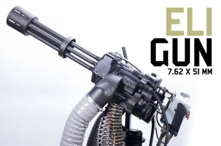 Eli Gun, buatan PT. Tanfoglio Indonesia Jaya