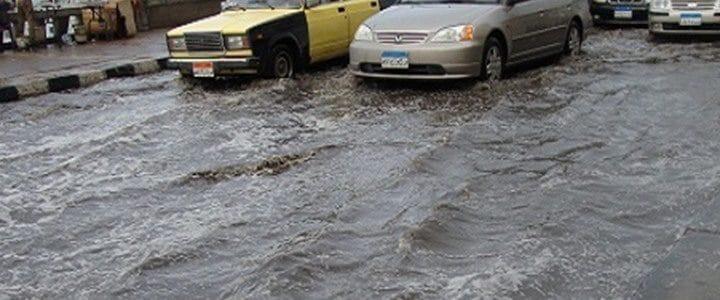"""""""خلال ساعات"""" الأرصاد تجدد تحذيرها وتؤكد موجه جديدة من الأمطار الغزيرة والرعدية تضرب المحافظات التالية"""