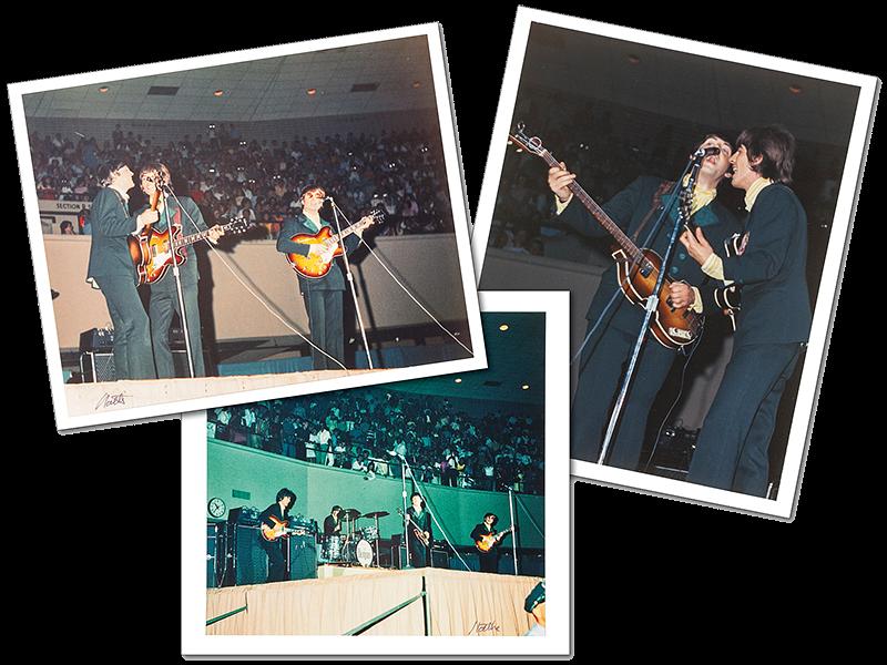 Le documentaire « Les Beatles intimes » sur la chaîne Histoire