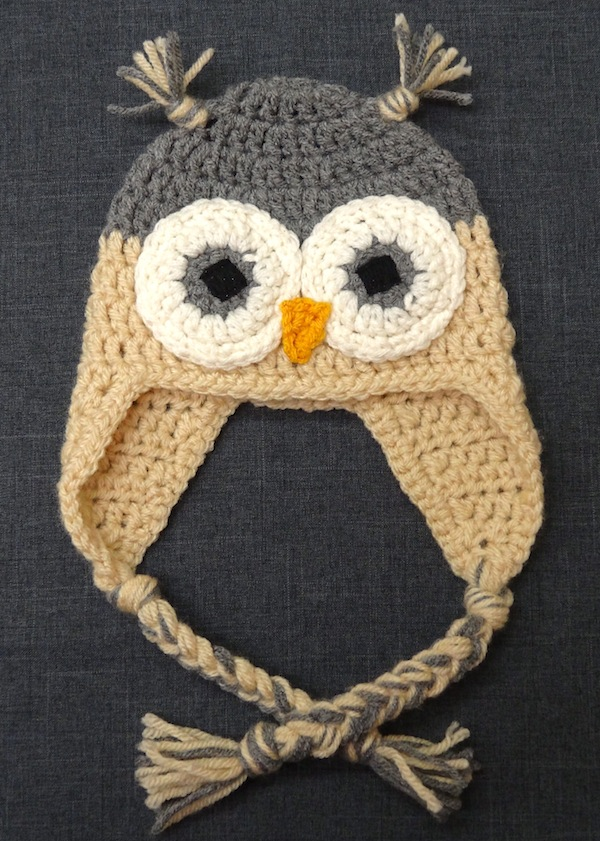 Twinkle And Twine Pinspiration Crocheted Owl Hats
