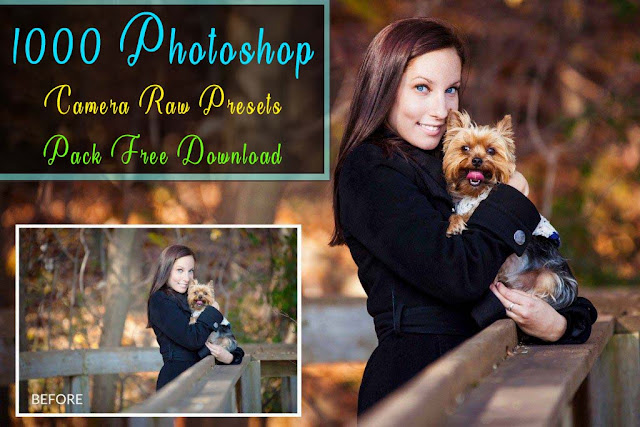 1000 Photoshop Camera Raw Presets