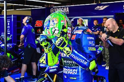 Agostini: Rossi Tak Berteman dengan Rider Spanyol