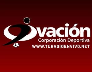Radio Ovacion online