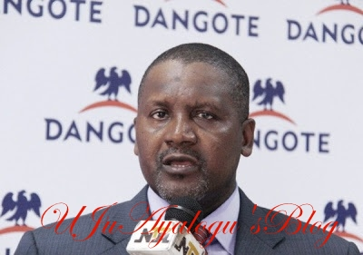 Dangote Opens New Shop In Onitsha, Floods Market With Cheap Products