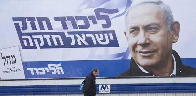 Netanyahu Menang Di Pemilu Israel, Mimpi Buruk Palestina Belum Usai