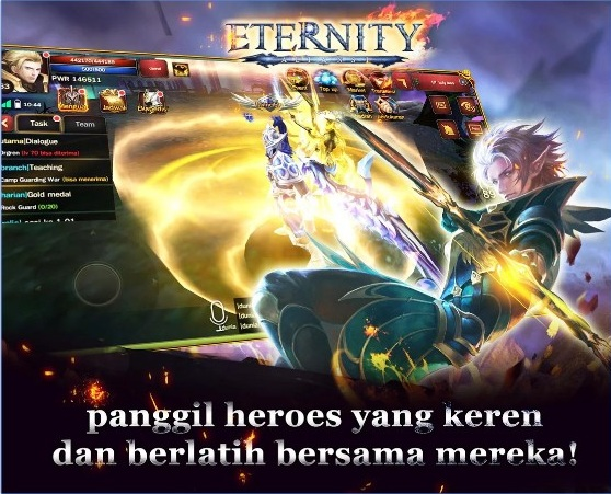 Download Eternity-Aliansi Android Games