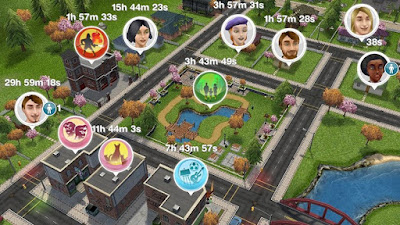 The sim freeplay APK MOD