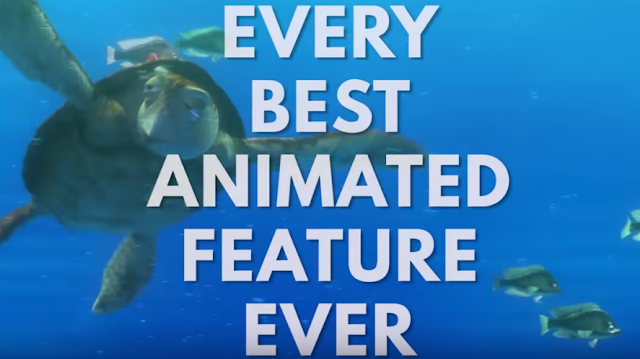 Every Best Animated Feature Winner. Ever.