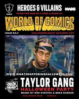 Taylor Gang Halloween 2016 1OAK LA