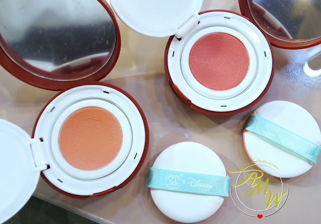 a photo of Happy Skin X Disney Princess Enchanted Luminous Mesh Blush