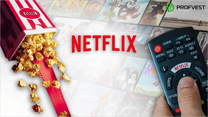 Компания Netflix история мультимедийного гиганта