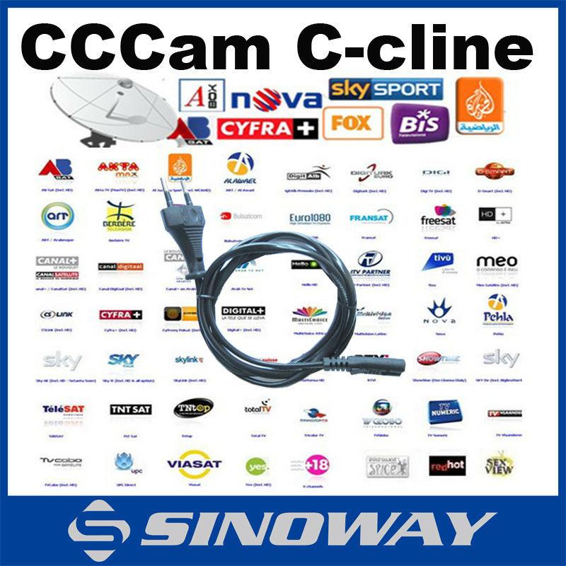 Get HD&SD Cccam Cline Server Cheapest Prices- - HD& SD Cccam Cline