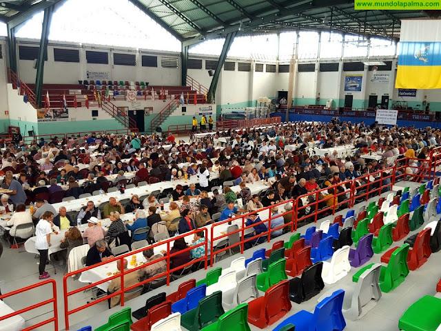 El Cabildo celebrará en El Paso el segundo encuentro insular de asociaciones vecinales