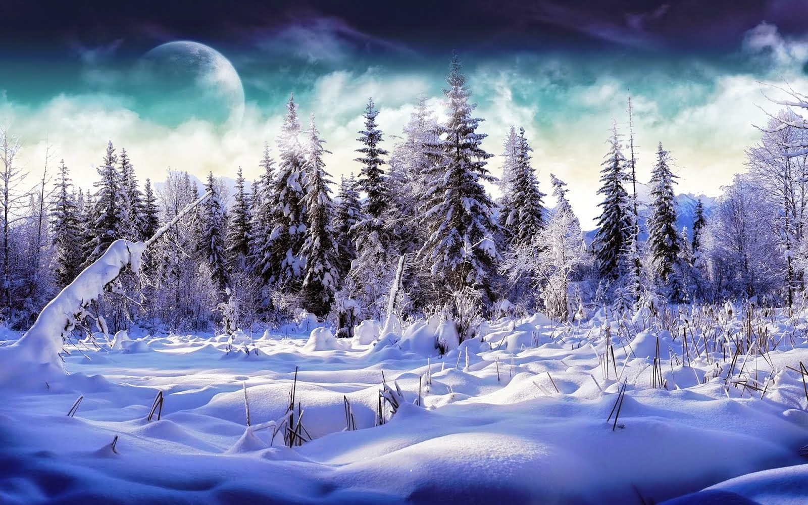 Winter HD Wallpapers | HD Wallpapers | Download Free High Definition Desktop / PC Wallpapers