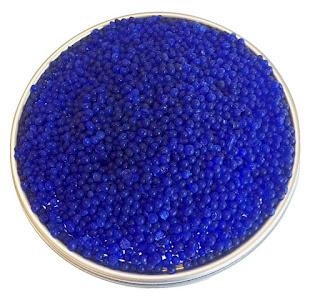 Hạt hút ẩm Silica gel màu xanh